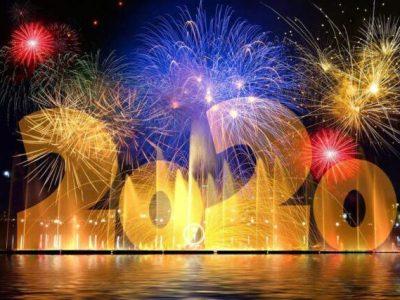 Buon Anno 2020 a tutti!